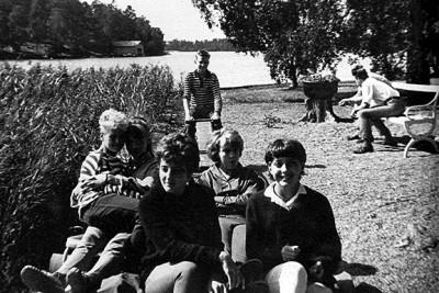 Elever ferieskola 1963_liggande