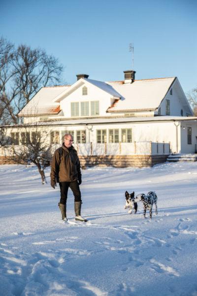 Nenninge gård och Mats Öhlin