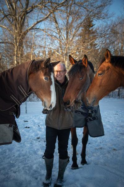 mats och hästarna