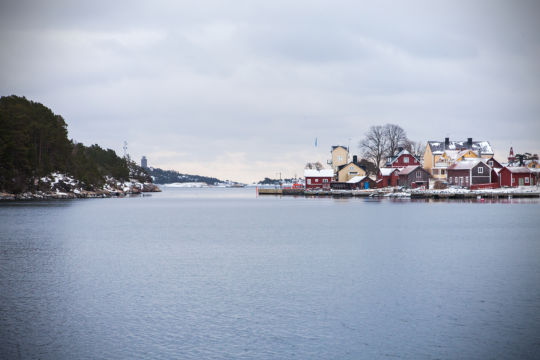 Livet på Sandhamn